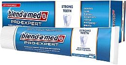 Parfumuri și produse cosmetice Pastă de dinți - Blend-a-med Pro Expert Strong Teeth Toothpaste