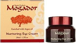 Parfumuri și produse cosmetice Cremă hrănitoare pentru pleoape - Mogador Nurtiring Eye Cream