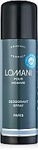 Parfumuri și produse cosmetice Parfums Parour Lomani - Deodorant