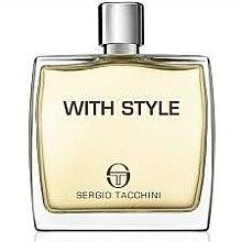 Parfumuri și produse cosmetice Sergio Tacchini With Style - Loțiune după ras