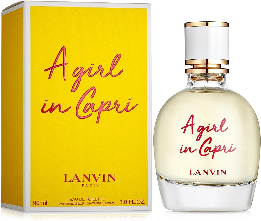 Lanvin A Girl in Capri - Apă de toaletă  — Imagine N2