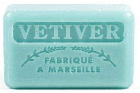 "Săpun de Marsilia ""Vetiver"" - Foufour Savonnette Marseillaise Vetiver"