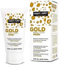 Parfumuri și produse cosmetice Mască de față - Diet Esthetic Beauty Purify Gold Peel-Off Mask