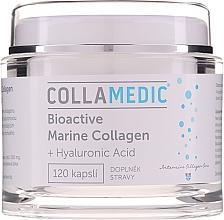 Parfumuri și produse cosmetice Colagen marin, capsule - Collamedic Bioactive Marine Collagen