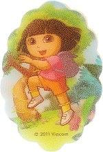 Parfumuri și produse cosmetice Burete de baie pentru copii, 169-7 - Suavipiel Dora Bath Sponge