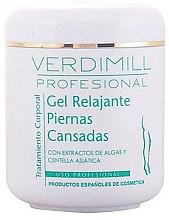 Parfumuri și produse cosmetice Gel pentru picioare - Verdimill Professional Relaxing Gel