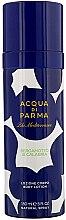 Parfumuri și produse cosmetice Acqua di Parma Blu Mediterraneo Bergamotto di Calabria - Loțiune-spray de corp