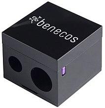 Parfumuri și produse cosmetice Ascuţitoare dublă - Benecos Cosmetic Pencil Sharpener