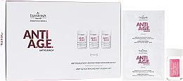 Parfumuri și produse cosmetice Complex revigorant pentru față - Farmona Professional Complex (concentrant/10x5/ml+mask/10x(2x8)/ml+activ/10x5/ml)