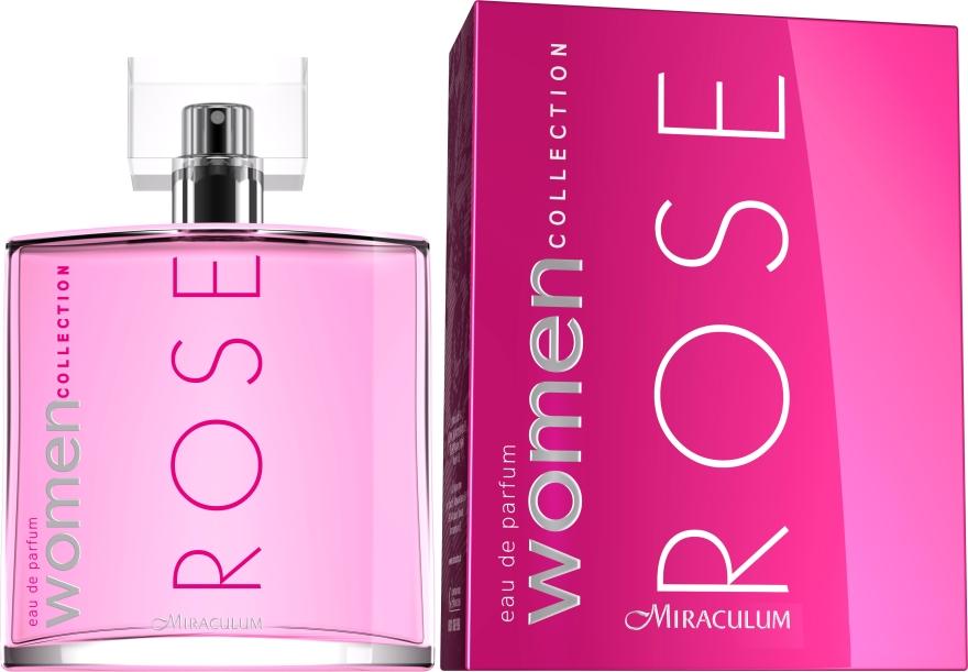 Miraculum La Rose - Apă de parfum
