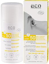 Parfumuri și produse cosmetice Loțiune pentru bronzare cu rodie și fructe de pădure goji - Eco Sun Lotion With Pomegranate And Goji Berry SPF 50