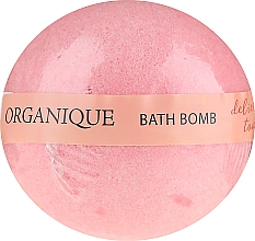"""Parfumuri și produse cosmetice Bilă efervescentă """"Delicious Touch"""" - Organique HomeSpa"""
