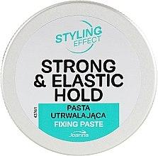 Parfumuri și produse cosmetice Pastă cu unt de Shea pentru păr - Joanna Styling Effect Strong & Elastic Hold Fixing Paste