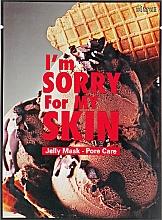 Parfumuri și produse cosmetice Mască de țesut pentru față - Ultru I'm Sorry For My Skin Pore Care Mask
