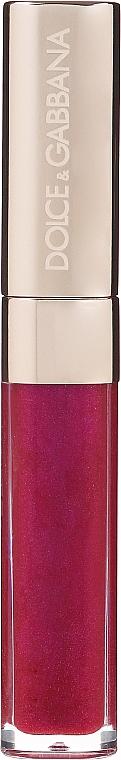 Luciu de buze - Dolce & Gabbana Sheer Shine Gloss — Imagine N3