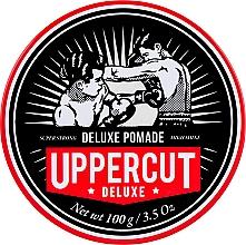 Parfumuri și produse cosmetice Pomadă de păr, fixare puternică - Uppercut Deluxe Pomade Barber Tin