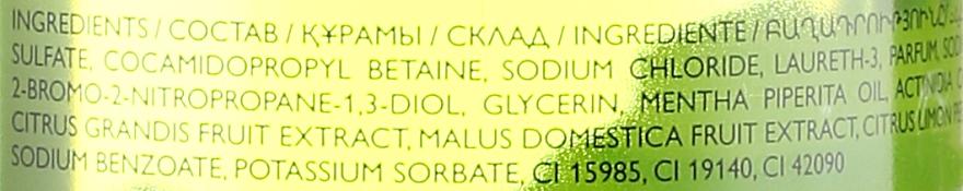 """Gel de duș """"Amestec de fructe"""" - Oriflame Fruit Infusion Reviving Shower Gel — Imagine N3"""