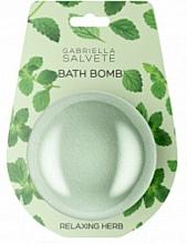 """Parfumuri și produse cosmetice Bombă de baie """"Lămâie"""" - Gabriella Salvete Bath Bomb Lemon"""