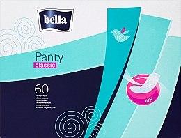 Parfumuri și produse cosmetice Absorbante Panty Classic, 60 bucăți - Bella