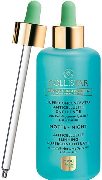 Ser de noapte - Collistar Night Anticellulite Slimming Superconcentrate