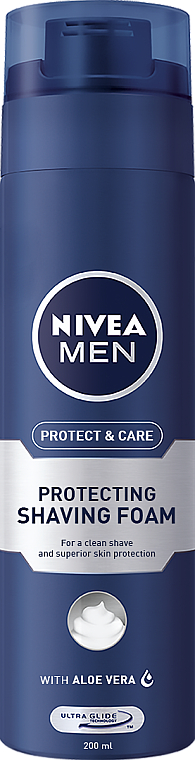Set - Nivea Men Protect&Care (foam/200ml + balm/100ml) — Imagine N2