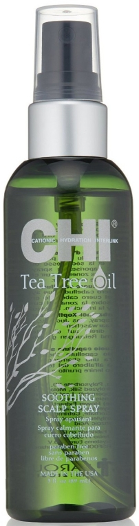 Spray pentru păr - CHI Tea Tree Oil Soothing Scalp Spray