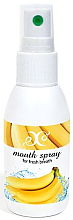 """Parfumuri și produse cosmetice Spray pentru cavitatea bucală """"Banană"""" - Hristina Cosmetics Banana Mouth Spray"""