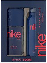 Parfumuri și produse cosmetice Nike Men Urban Wood - Set (deo/200ml + deo/spray/75ml)