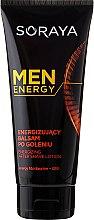 Parfumuri și produse cosmetice Balsam după ras - Soraya Men Energy After Shave Lotoin