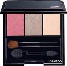 Parfumuri și produse cosmetice Fard de pleoape - Shiseido Luminizing Satin Eye Color Trio