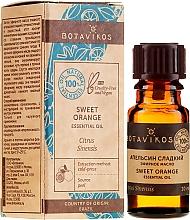 "Ulei esențial ""Portocală"" - Botavikos Orange Sweet Essential Oil — Imagine N1"