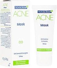 Parfumuri și produse cosmetice Mască matifiantă pentru față - Novaclear Acne Mask
