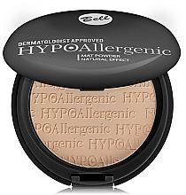 Parfumuri și produse cosmetice Pudră hipoalergenică cu efect matifiant - Bell HypoAllergenic Mat Powder