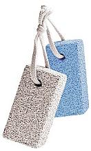 Parfumuri și produse cosmetice Piatră ponce pentru picioare, albastră - Walkiria