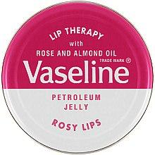 "Parfumuri și produse cosmetice Balsam de buze ""Trandafir"" - Vaseline Lip Therapy Rosy Lips Balm"