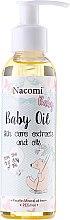 Parfumuri și produse cosmetice Ulei pentru bebeluși - Nacomi Baby Oil