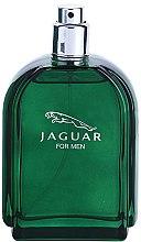 Parfumuri și produse cosmetice Jaguar Green - Apă de toaletă (tester fără capac)