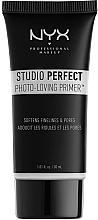 Parfumuri și produse cosmetice Bază de machiaj cu efect matifiant - NYX Professional Makeup Studio Perfect Primer