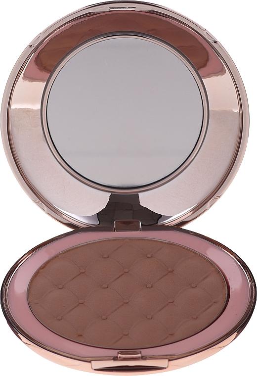 Bronzer pentru față - Affect Cosmetics Pro Make Up Academy Glamour Bronzer Prasowany — Imagine N1
