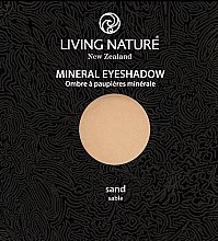 Parfumuri și produse cosmetice Farduri de ochi - Living Nature Mineral Eyeshadow