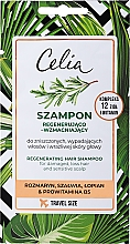 Parfumuri și produse cosmetice Șampon revitalizant pentru păr - Celia Regenerating Hair Shampoo (tester)