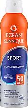 Parfumuri și produse cosmetice Spray cu protecție solară pentru corp - Ecran Sun Lemonoil Sport Spray Invisible SPF50