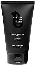 Parfumuri și produse cosmetice Gel de păr, fixare puternică - Alfaparf Milano Blends Of Many Extra Strong Gel
