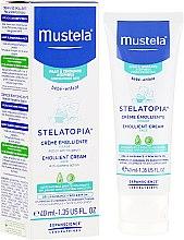 Parfumuri și produse cosmetice Cremă de față - Mustela Bebe Emollient Cream