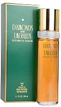 Parfumuri și produse cosmetice Elizabeth Taylor Diamonds&Emeralds - Apă de toaletă