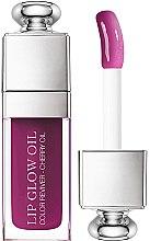 Parfumuri și produse cosmetice Ulei nutritiv de buze - Dior Lip Glow Oil
