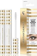 Parfumuri și produse cosmetice Ser pentru gene - Eveline Cosmetics Supreme Growth Lash Serum