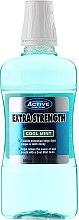 Parfumuri și produse cosmetice Apă de gură - Beauty Formulas Active Oral Care Extra Strength Cool Mint