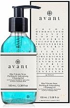 Parfumuri și produse cosmetice Gel antioxidant de curățare cu piatră vulcanică albastră - Avant Blue Volcanic Stone Purifying & Antioxydising Cleansing Gel
