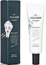 Parfumuri și produse cosmetice Cremă hidratantă pentru zona din jurul ochilor - Village 11 Factory Moisture Eye Cream